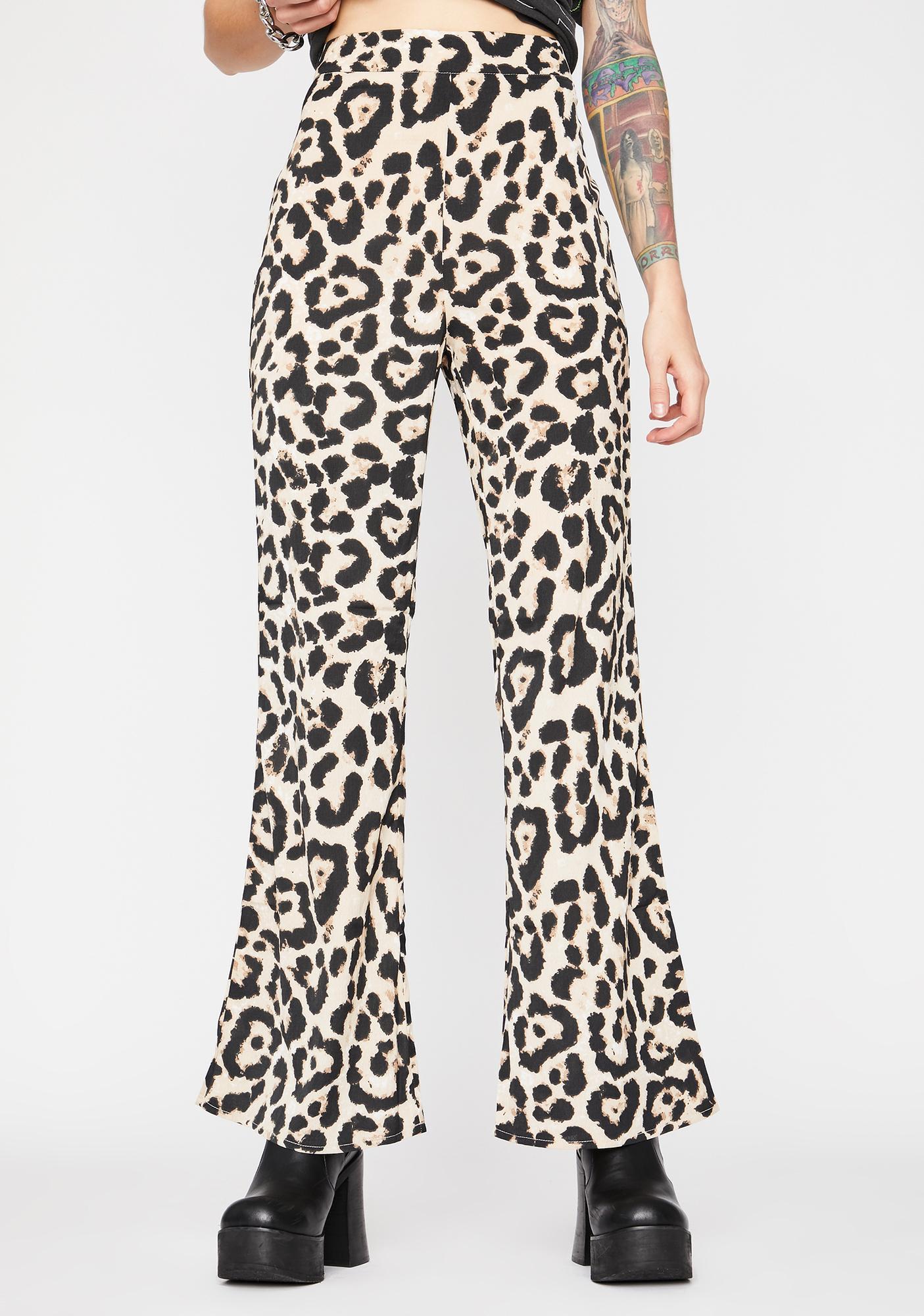 Safari Sleuth Wide Leg Pants