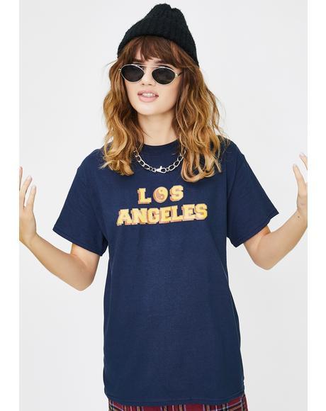 Los Angeles Graphic Tee