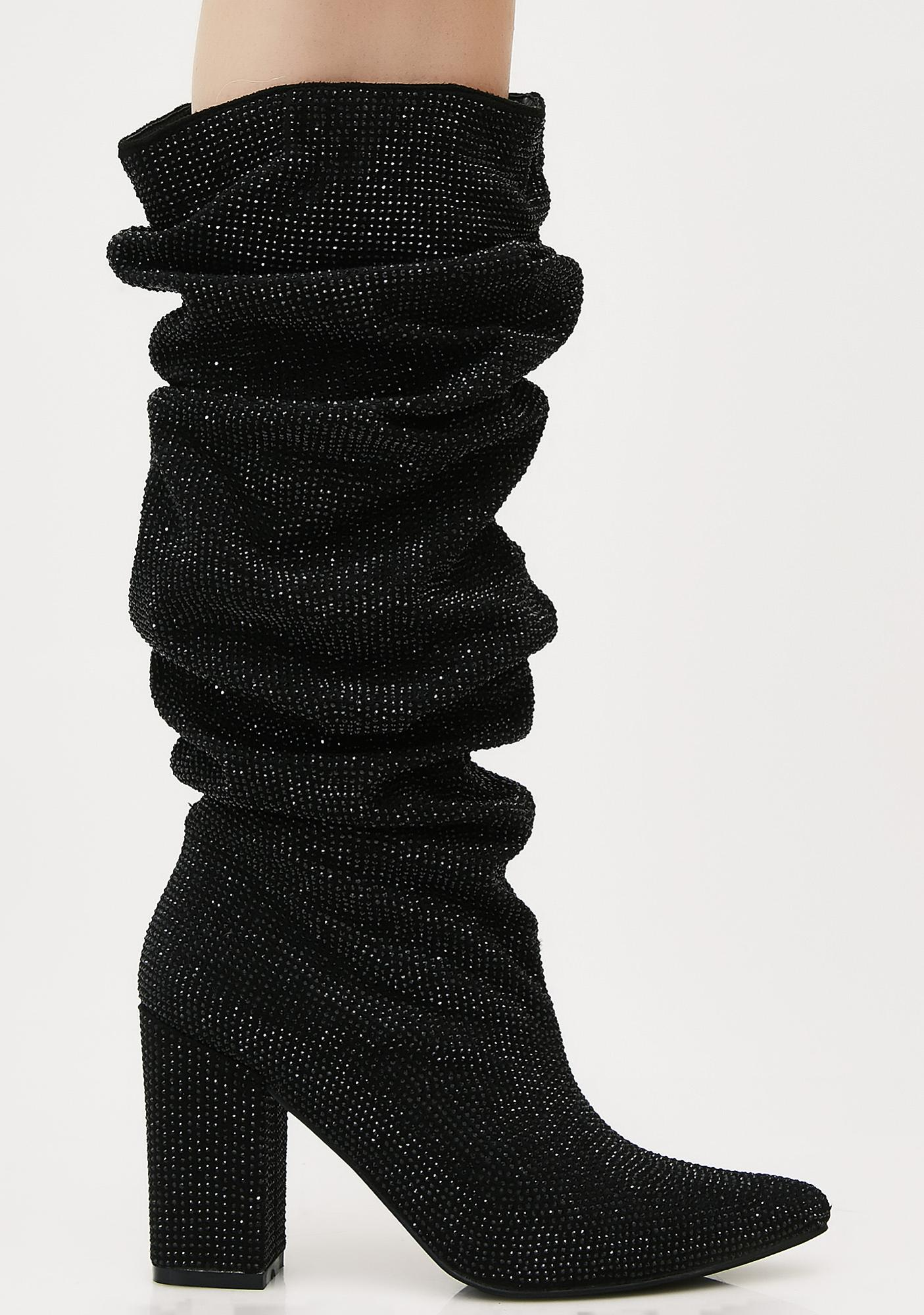 Stand Tall Slouchy Boots