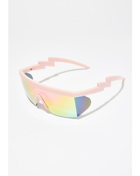 Liquid Vision Shield Sunglasses