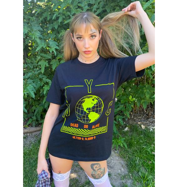 ILL INTENT Dead NYC Graphic Tee