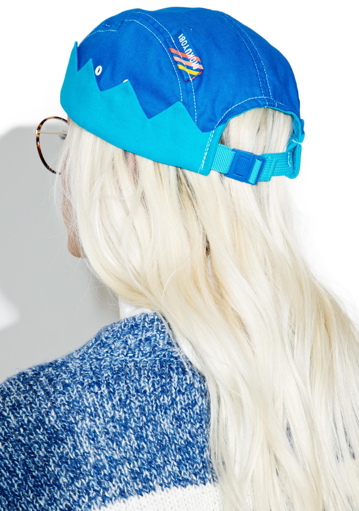 Mokuyobi Crown Hat