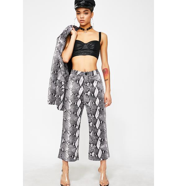 Call Of Cobra Wide Leg Pants
