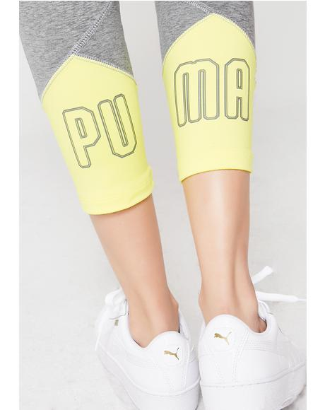Spark Logo Tights