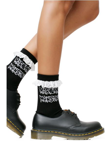 Snake Eyes Socks
