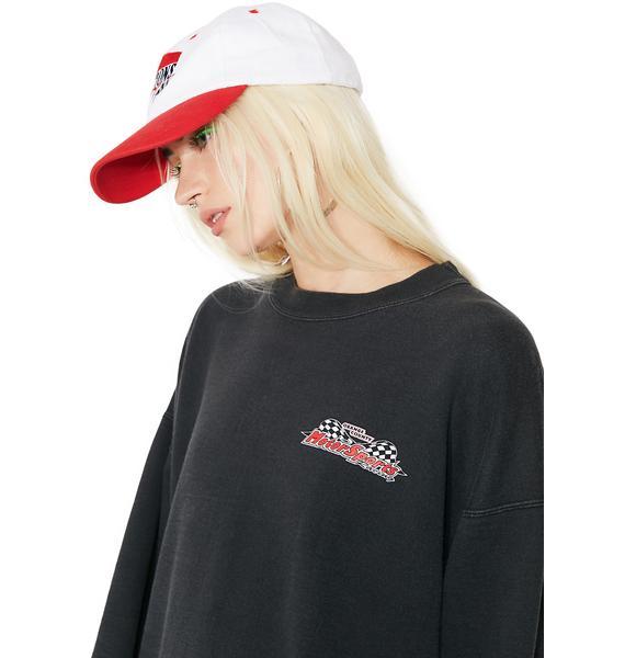 Vintage OC Motor Sports Sweatshirt