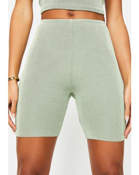 Fall In Line Bike Shorts