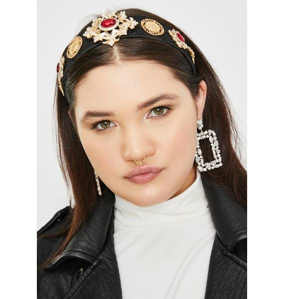 Royal Dynasty Gem Headband