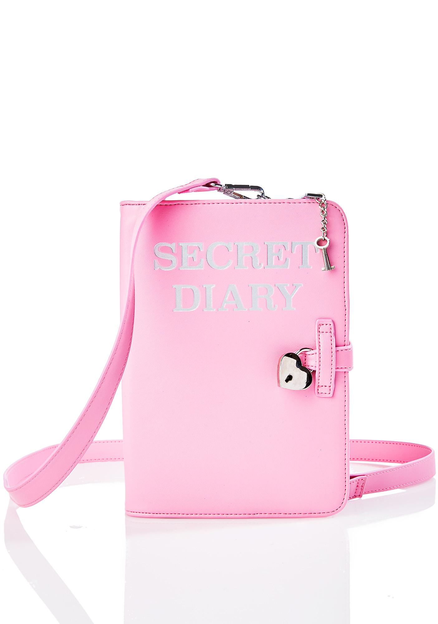 Sugar Thrillz Secret Diary Purse