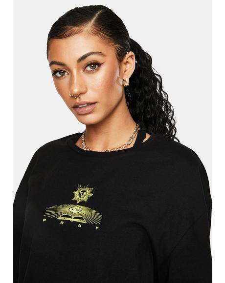 Mystical Graphic T- Shirt