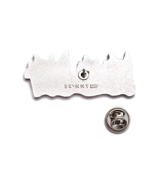 Skinnydip It's Lit Pin