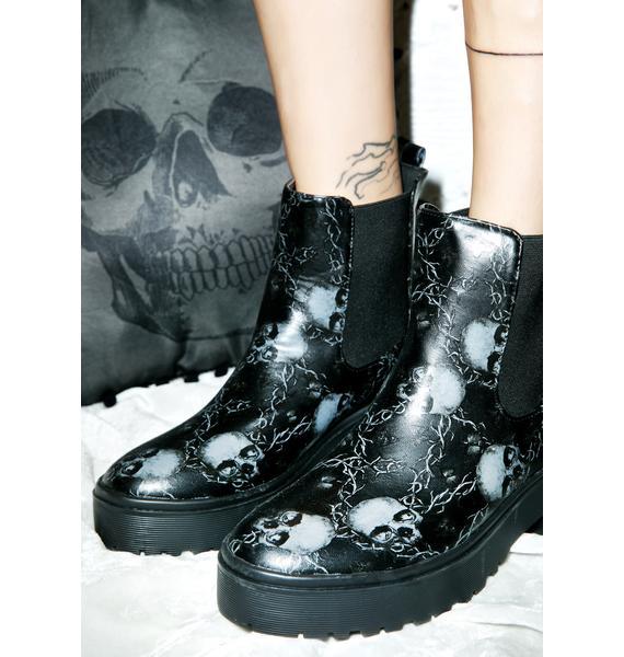 Iron Fist Urban Decay Boots