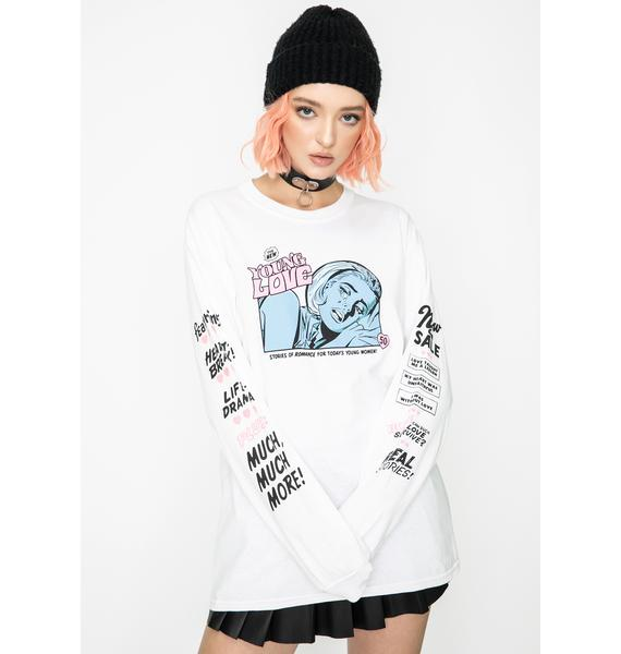 Dreamboy Young Love Graphic Tee