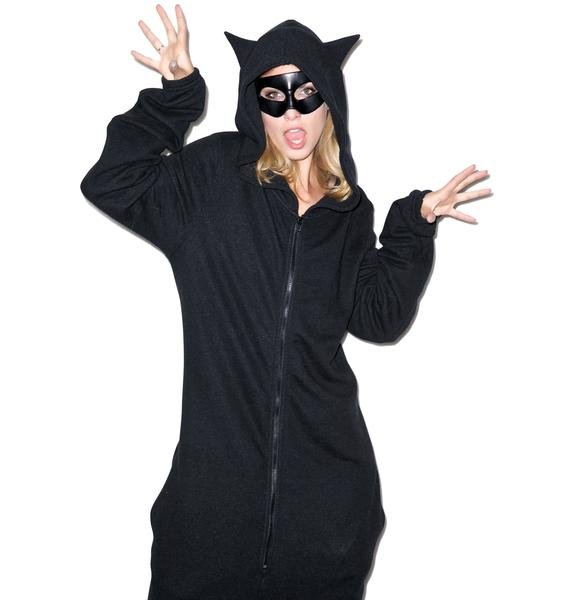 Wildfox Couture Cat Jumpsuit
