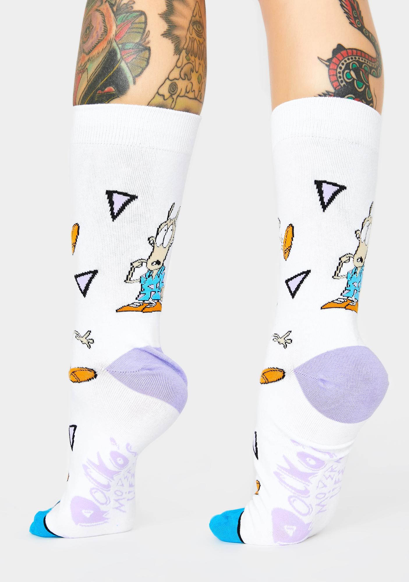 Cool Socks Rocko's Crew Socks