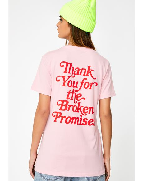 Thank You Graphic Tee