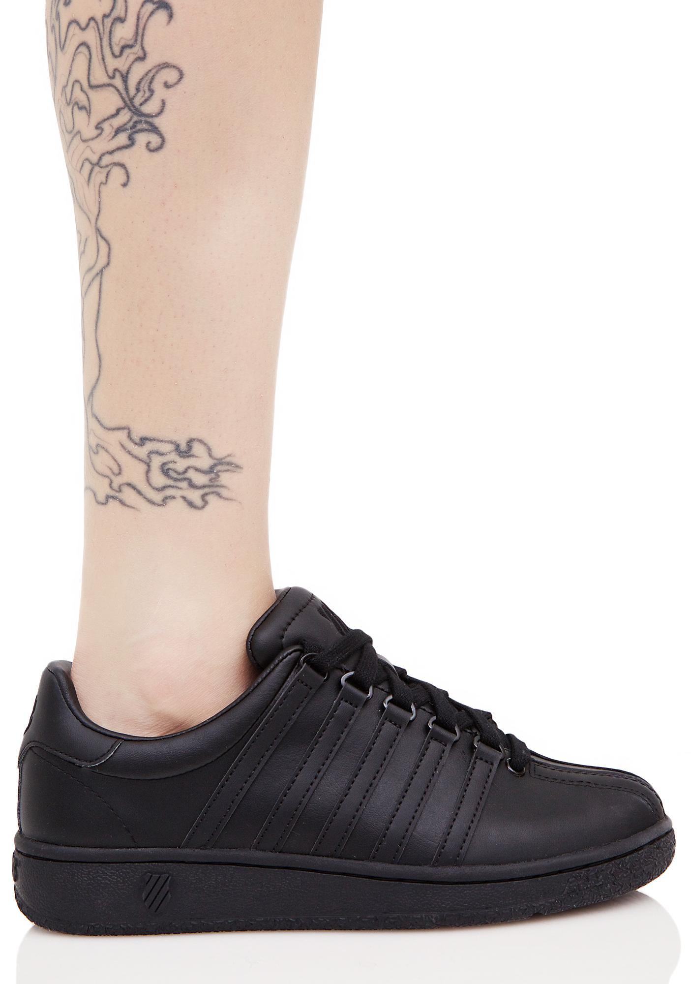 K Swiss Classic Black VN Sneakers