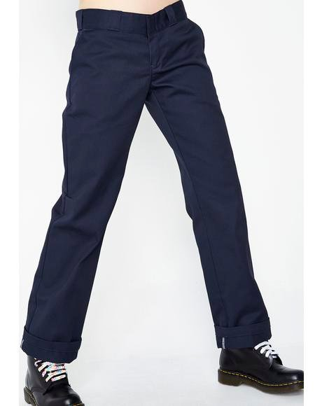 Navy 774 Original Work Pant