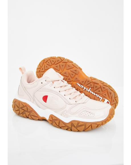 Almond Tank Tender Sneakers