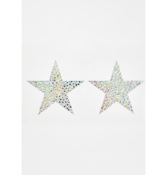 The Gypsy Shrine Stargazer Boob Jewels
