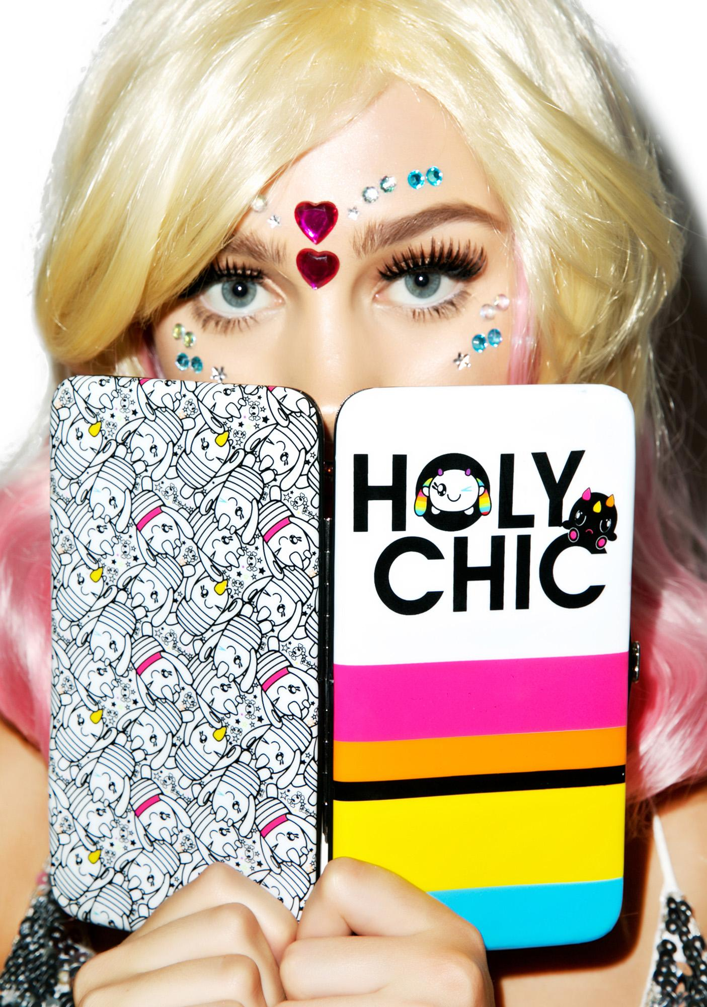 Iron Fist Holy Chic Hinge Wallet