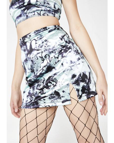 Mint Cherub Dina Skirt