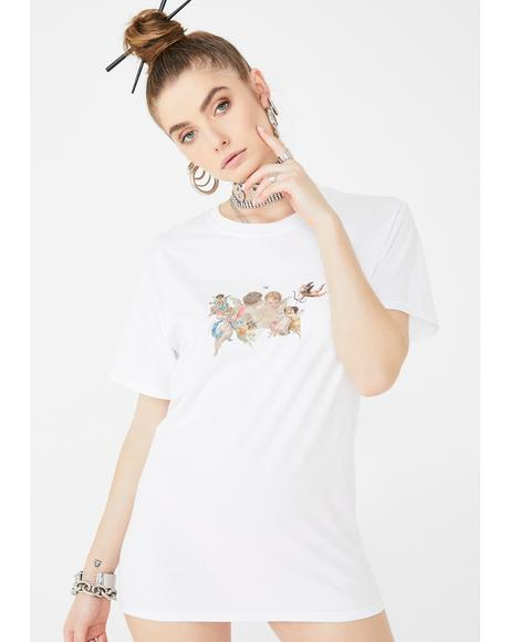 Cupid Dome Graphic Tee