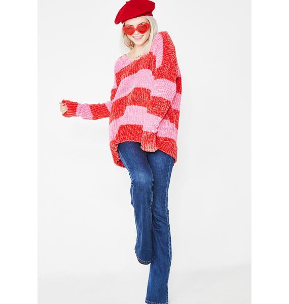 Wildfox Couture Shine Clark Sweater