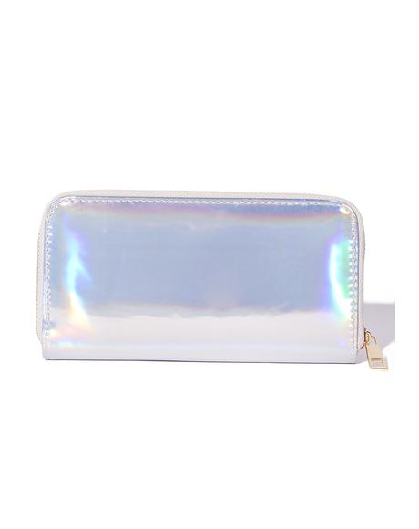 Magic Touch Long Wallet
