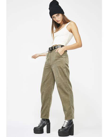 Bustin' Moves Corduroy Pants