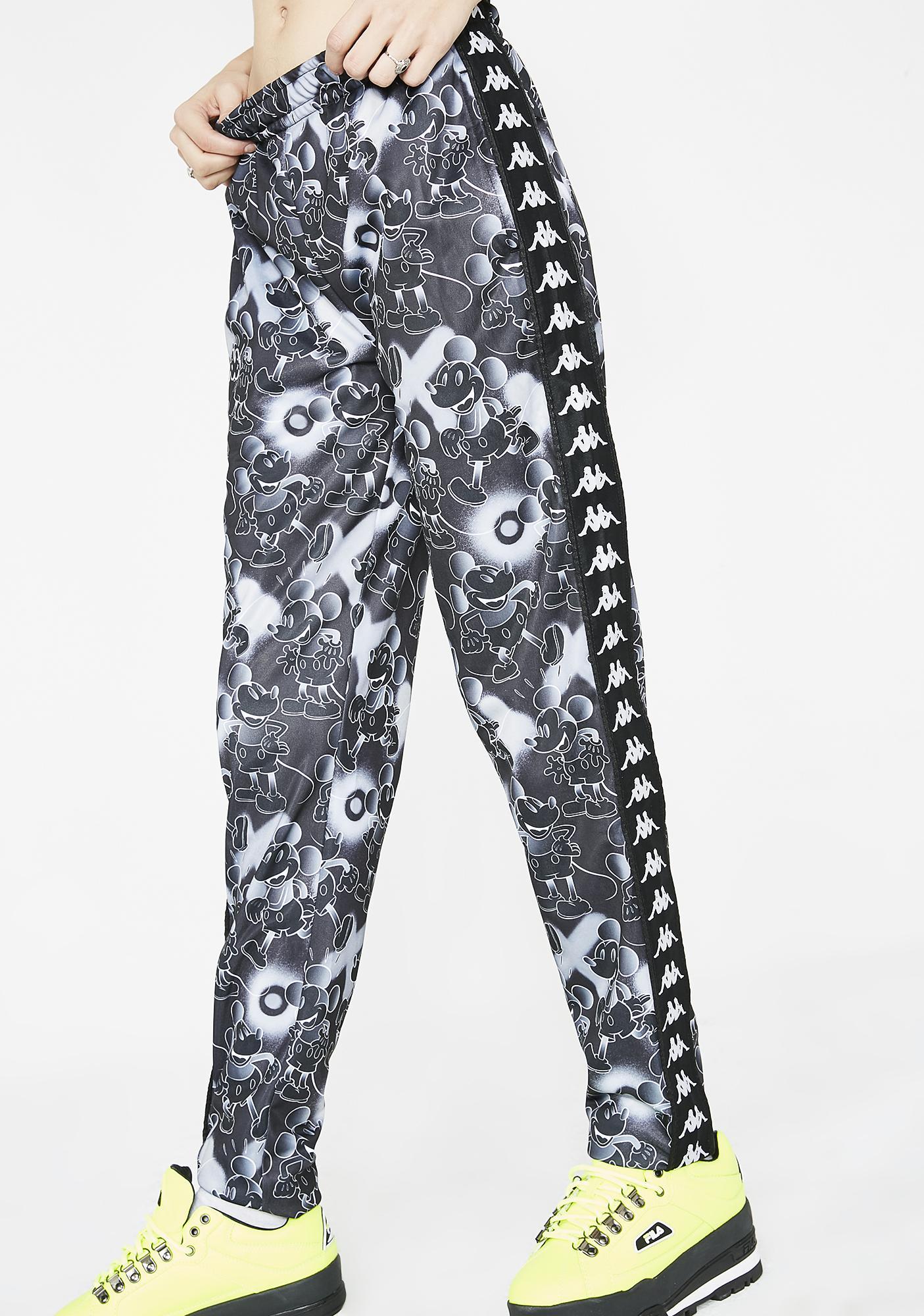 Kappa 222 Banda Astoria Disney Graphic Track Pants