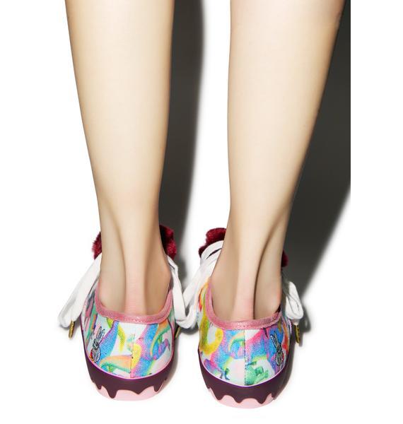 Irregular Choice Fraggle Sneakers
