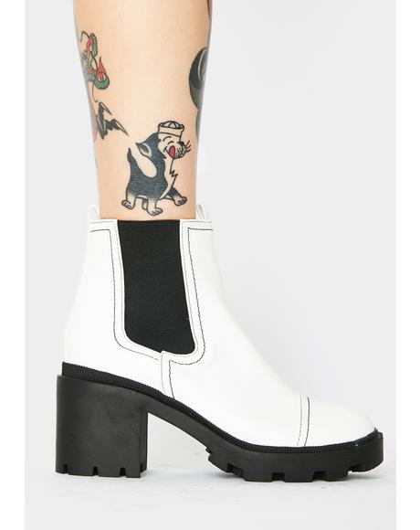 Cambell Ankle Boots