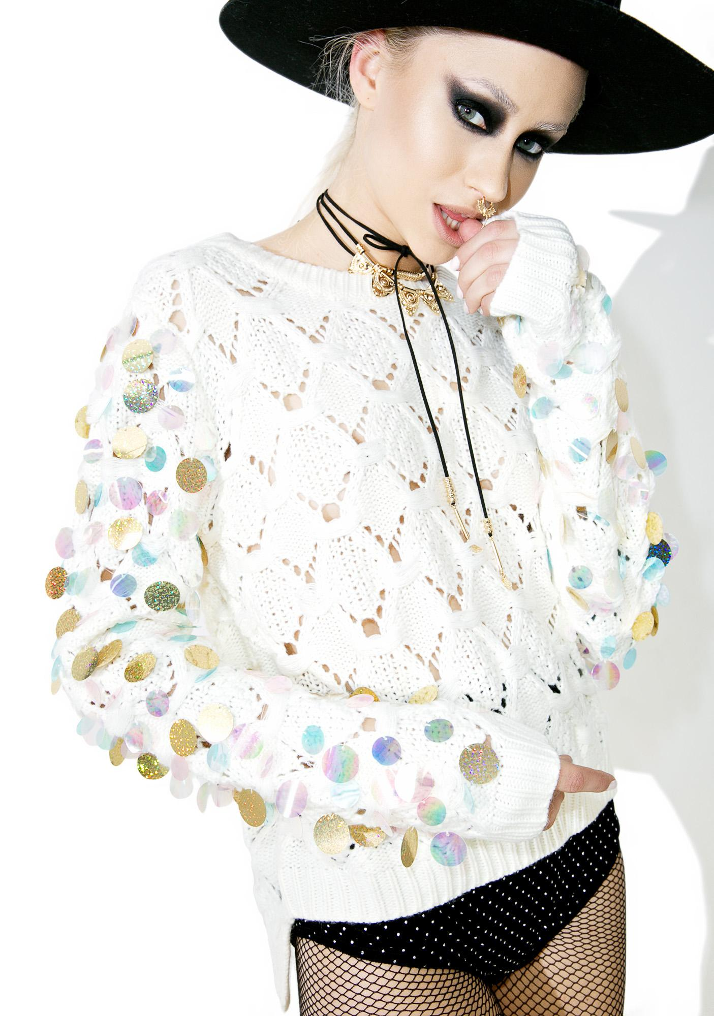 Confetti Knit Sweater