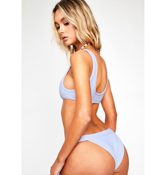 Frankies Bikinis Cloud Cole Bikini Bottoms