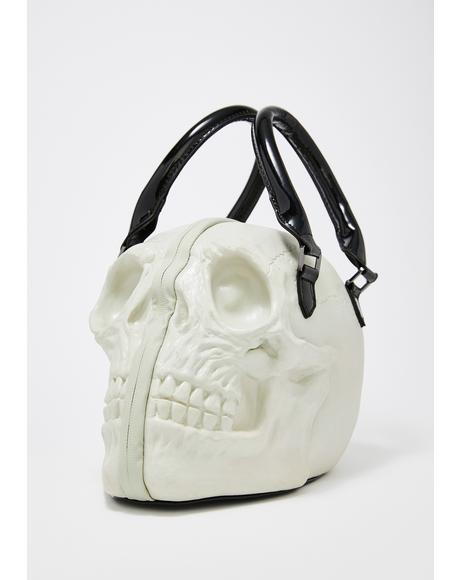 Glow Skull Collection Handbag