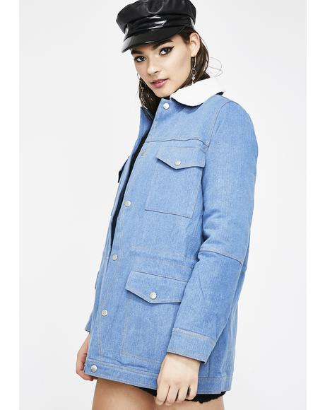 Not Your Basic Denim Jacket