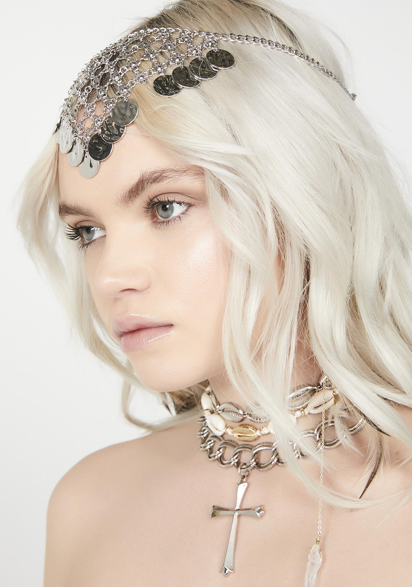 Mystical Maven Head Chain