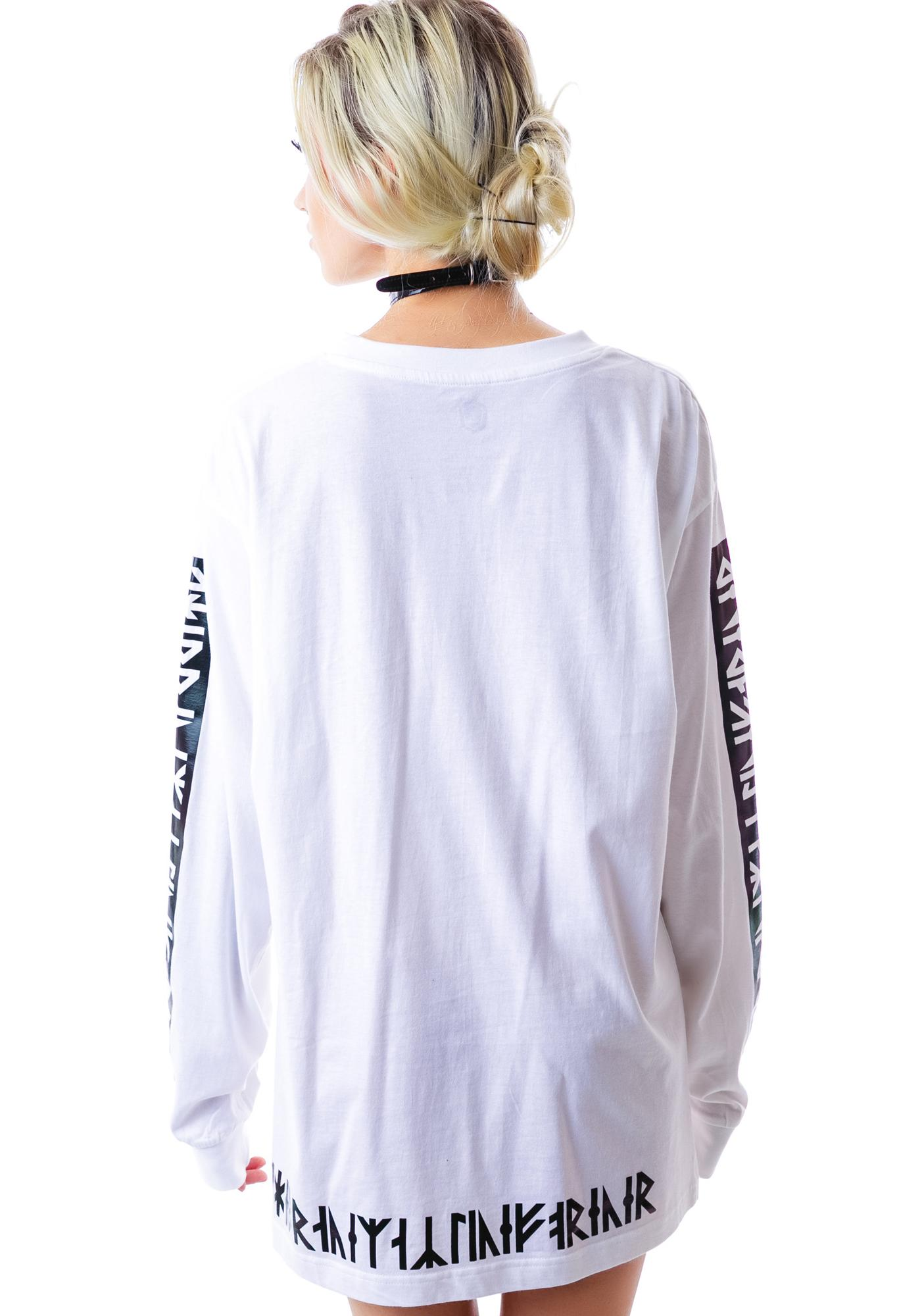 Long Clothing Brave Long Sleeve Tee