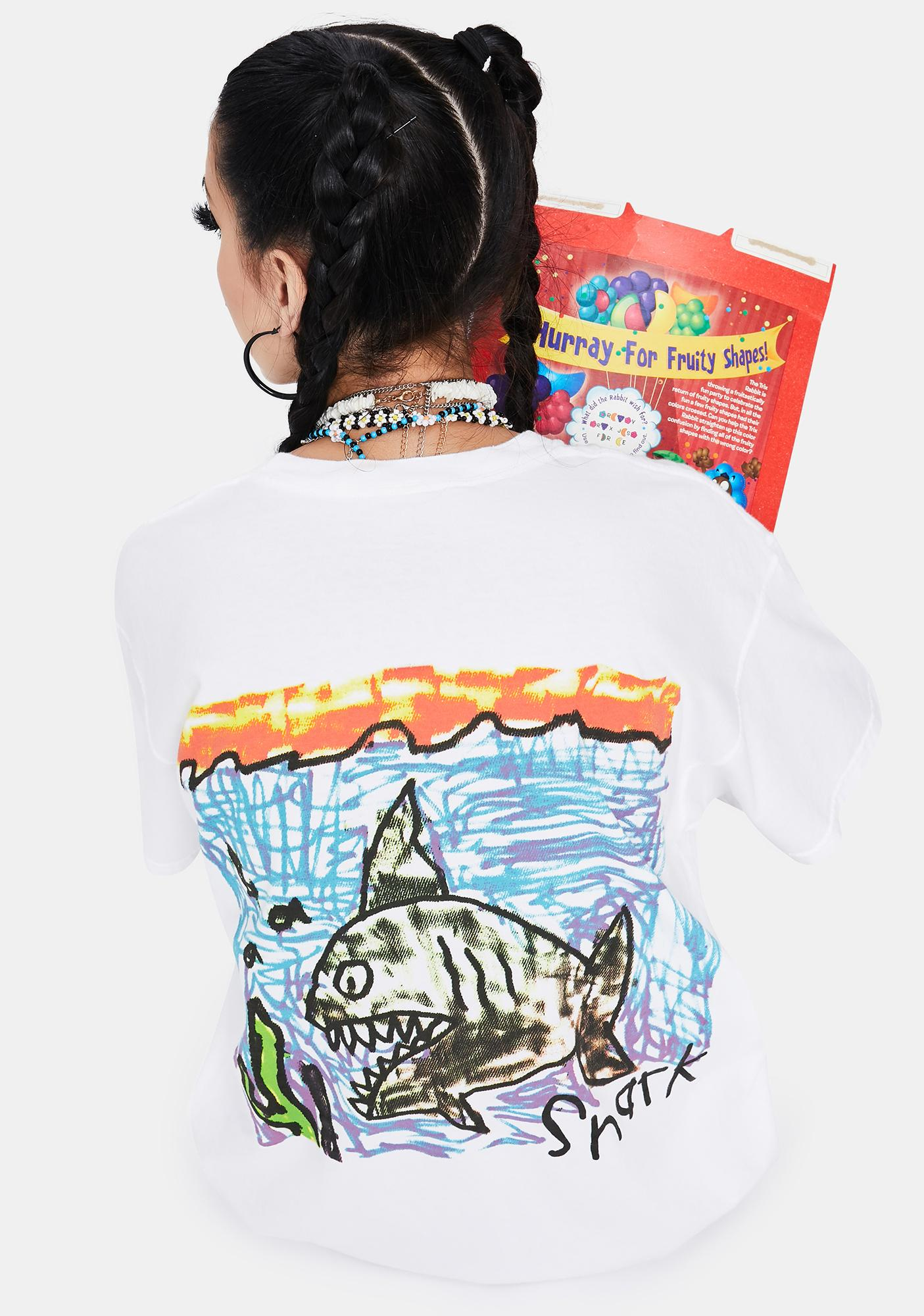 After School Special Sharkie Graphic Tee