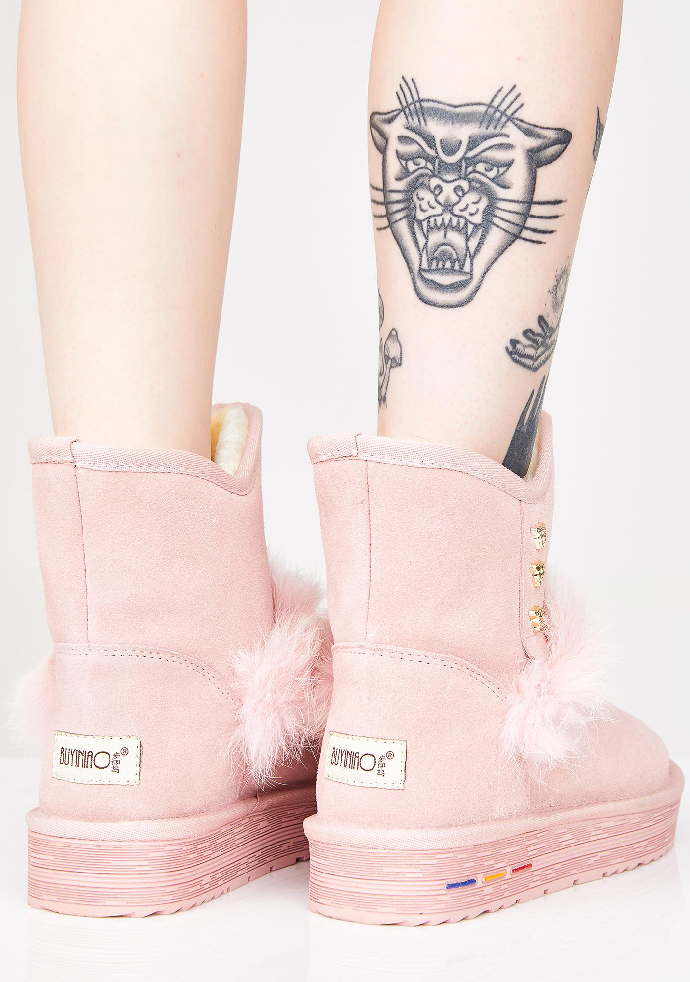 Cloud Surfin' Winter Boots