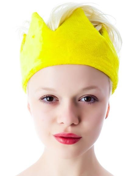 Plush Crown