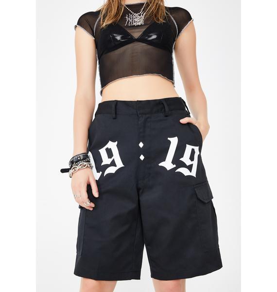 Nii HAi NHxA Shorts