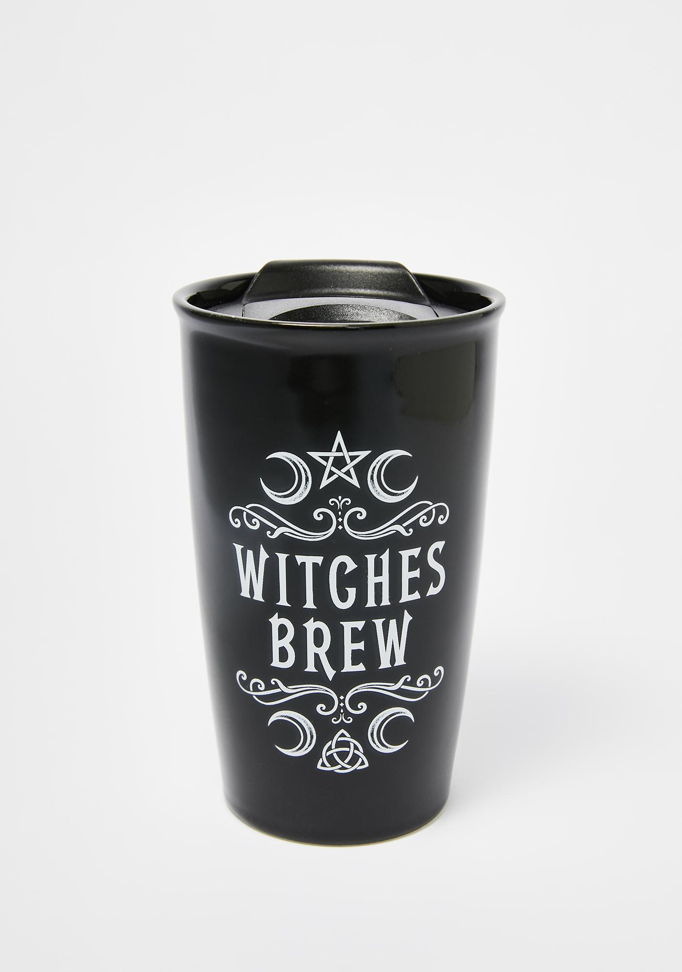 Alchemy England Witches Brew Double Walled Mug
