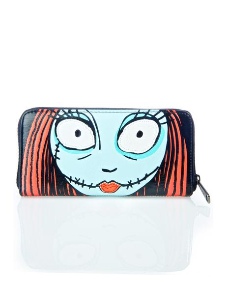 Jack And Sally Wallet