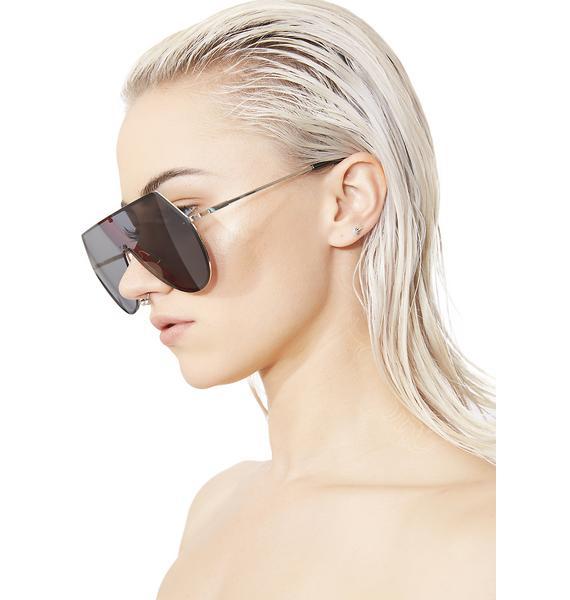 Infamous Shield Sunglasses