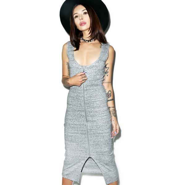 Cheap Monday Exist Midi Dress