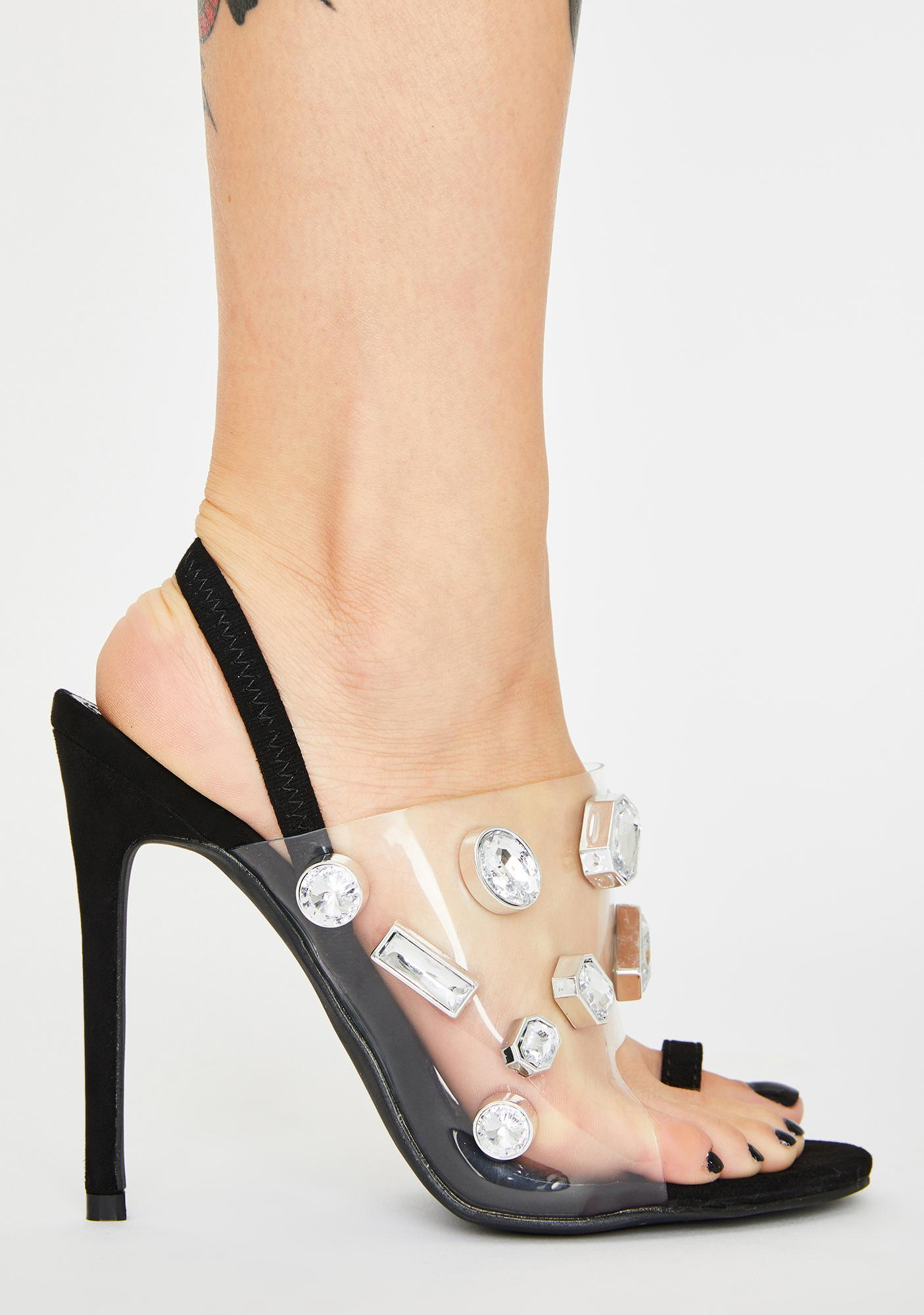 How Splendid Jeweled Heels