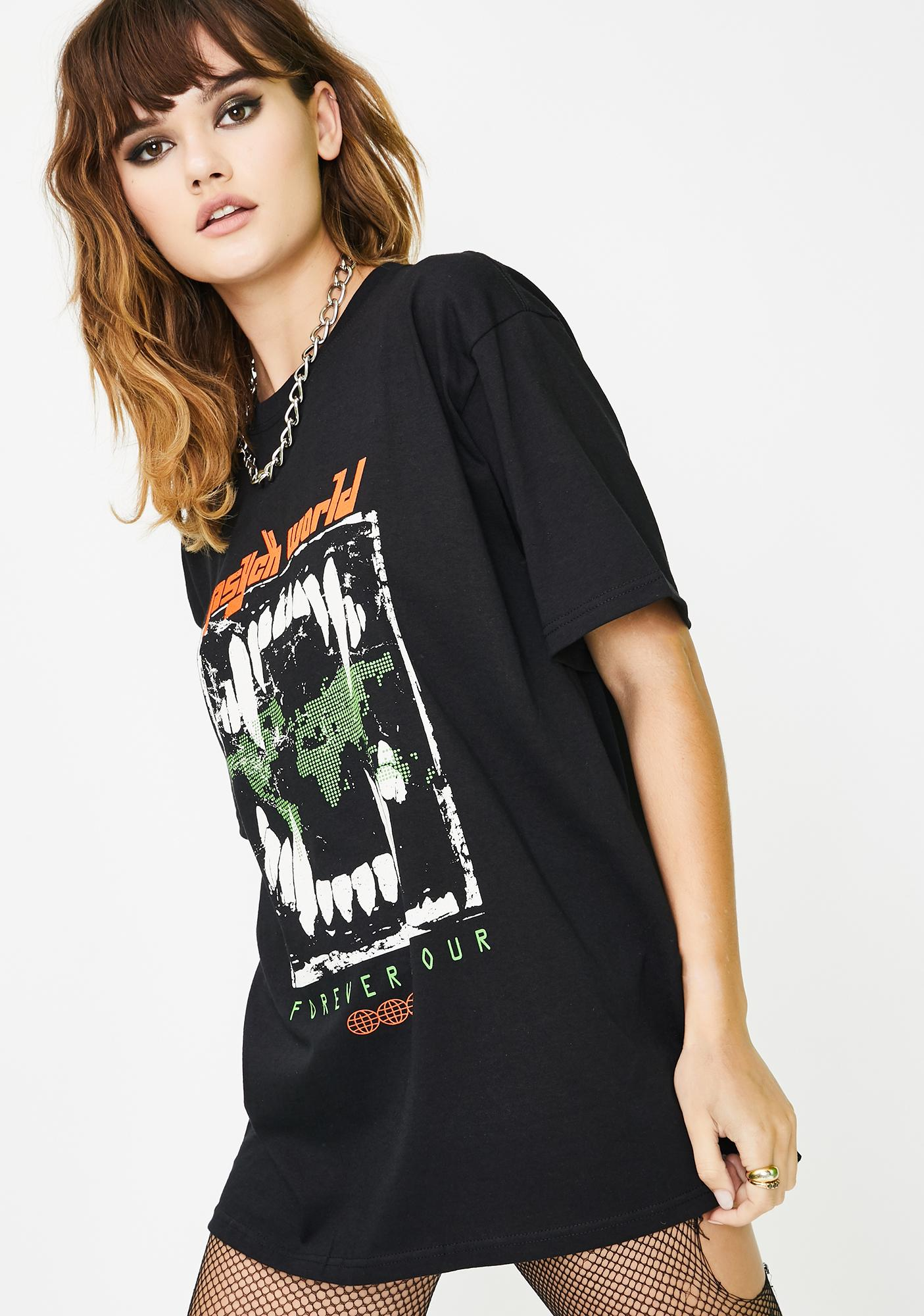 ILL INTENT Psycho Graphic Tee