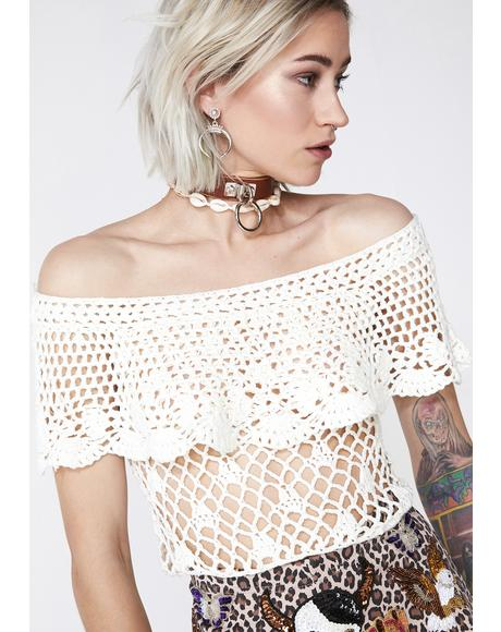 Endless Summer Crochet Top